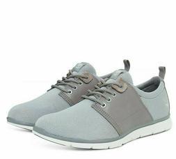Womens Timberland Oxford Shoes Killington Grey Leather Mesh