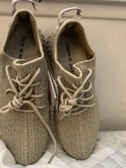 Adidas Yeezy Boost 350 V1 Oxford Tan AQ2661 Size 10 Kayne We