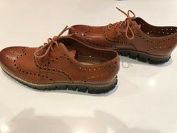 Cole Haan ZEROGRAND Wingtip Oxford Shoes Dress Comfort C2941