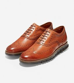 Cole Haan Zerogrand Wingtip Oxford Shoes Size 10 C29411