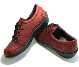 ZIERA Super Support ALLSORTS Size 8.5 - 9, 40 m eu Rouge Oxf
